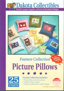 Dakota Collectibles F70379 Picture Pillows Multi-Formatted CD