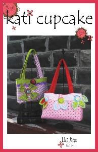 Kati Cupcakes KC114 Liza Jane Bag Pattern