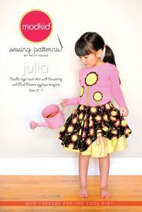 modkid MOD09 Julia Double-Layer Twirly Skirt 2T-7yrs