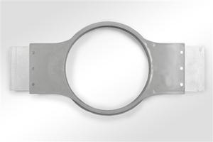 23275: Melco Bravo 10215 Round Hoop 18cm 180mm 7.02inches Diameter