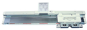 3572: Silver Reed SK280 4.5mm Standard Gauge Punch Card Knitting Machine