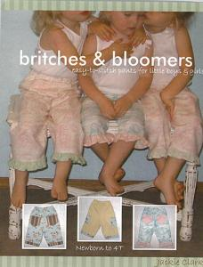 Jackie Clark  Britches & Bloomers Pattern