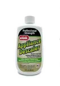 Jiffy Whink 0898 Essential Liquid Cleaner Removes Boiler Tank Hard Water Scale