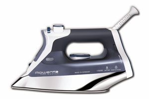 24097: Rowenta DW8080 Pro Master MicroSteam Steam Iron, Auto Off, Anti Drip, Self Clean