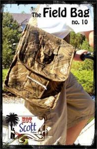 Hot Scott Patterns #10 Field Bag Pattern