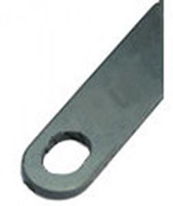 24346: Brother Serger X77683001 Lower Fixed Stationary Knife Blade for 920D 925D 929D 935D 1034D 1134DW 1634D DZ1234 1634D 3034D Simplicity, Pacesetter