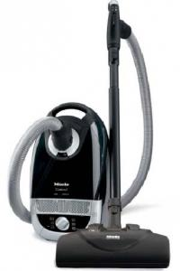 24615: Miele Demo S5281 Callisto Canister HEPA Vacuum Cleaner +Electro Powerbrush