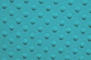 "Shannon Fabrics Cuddle Dimple Turquoise 100% Polyester 58"" Fabric"