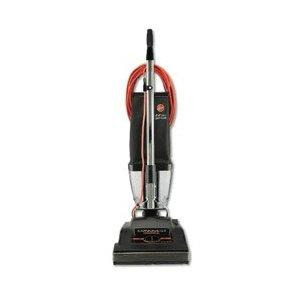 "Hoover C1800-010 Dirt Cup Conquest Bagless Commercial Upright Vacuum Cleaner 14""Wide Path"