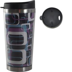 Acrylic Custom Photo or Kiwi Paper 12oz Stainless Steel Tumbler