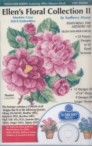 Sudberry House D9400 Ellens Floral Collection II Multi-Formatted CD