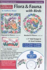 Sudberry House D9100 Flora & Fauna Multi-Formatted CD