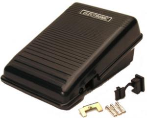 Generic 6098FC FOOT CONTROL, Singer, Small, 2 wire, Electronic, no cord, Brewer 6098FC Universal Electric Foot Control Pedal, No Cords, Solid State Never Heats Up, Replace Carbon Rheostat Pedals That Heat Up with Resistance