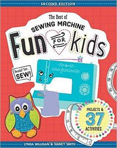 26212: CT11173 The Best of Sewing Machine Fun for Kids, 2nd Edition