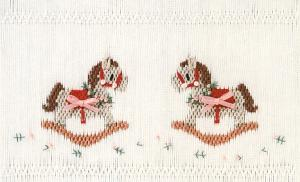 Little Memories Pony Tales LM67 Smocking Plate