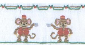 Cross-eyed Cricket  CEC110 Spare Change Smocking Plate