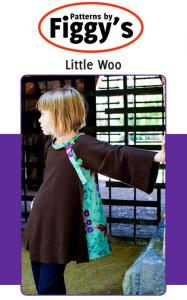 Figgys Little Woo Pattern Size 12m-6/7yrs