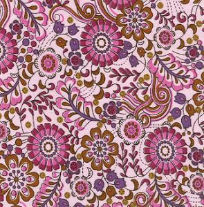 Fabric Finders 15 Yd Bolt 9.34 A Yd 729 Floral 100 percent Pima Cotton 60 inch Fabric