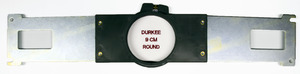"""Durkee PR09RD 3-3/16"""" Round Hoop Brackets Brother PR600 PR1000 Babylock"""