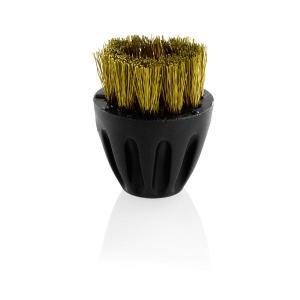 Reliable 30 mm Brass Brush for Medium Duty Brushing, For Enviromate Tandem EV1 Steam Cleaner