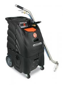 "Hoover CH83020 Ground Command Commercial Carpet Cleaning Injector Extractor Machine, 2-Stage Motor, 25' Cord, 140"" Water Lift, 12 Gallon Pump, 100 PSI"