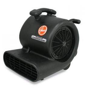 "Hoover CH82010 Ground Command Commercial Air Mover 14"" Stackable 1/2HP"