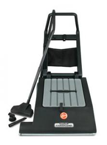 "Hoover CH86000 Ground Command 30"" Wide Area Commercial Vacuum Cleaner with Attachments, 224CFM Air Flow"