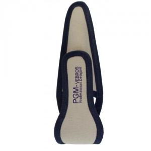 """PGM Pro 803E Safety Protective Canvas Bag Sheath for 11-12"""" Scissors, Shears, Bent Trimmers"""