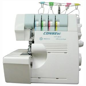 Consew, 14TU854, Portable, 14SH654, 14SH644, 14CG754, 14u554, 14U555, 14U557, and Consew 14TU5432 14TU2345, Overlock, Serger, 4, Thread, 2, Needle, Adj., Stitch, Length, Dial