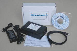 SilverLink4 Box, USB Cable, Power Supply, & Cords, for DAK DesignaKnit