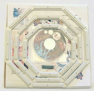 27836: Claire Rowley Creative Feet, Octi-Hoop Kit Embroidery Frames