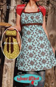 Sew Liberated SL103 The Emmeline Apron  Pattern