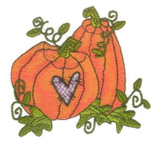 Amazing Designs ENHMC -1113 Janome Halloween Collection I Embroidery Card