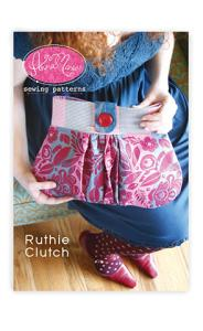 Anna Maria Horner 93 3352  Ruthie Clutch Sewing Pattern