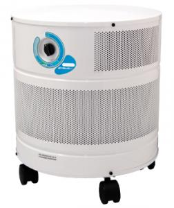 AllerAir AirMedic+ Vocarb Air Purifier Cleaner, Free $200 Value 10Yr Extended Warranty, Variable Speed, 360 CFM, 50-75db, 8ft Cord, 18lb Carbon Filter
