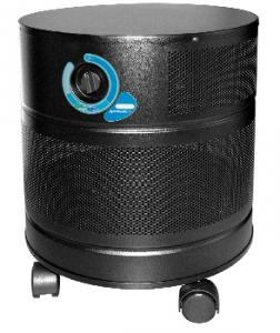 AllerAir AirMedic+ D Exec Air Purifier Cleaner, $200 Value 10Year Extended Warranty, Variable Speed, 360 CFM, 50-75db, 8ft Cord, 25lb Carbon Filter