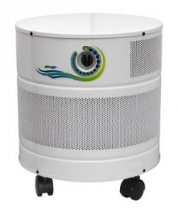AllerAir AirMedic D MCS Air Purifier Cleaner, Free $200 Value 10 Year Extended Warranty,  3 Speed, 400 CFM, 50-75db, 8ft Cord, 25lb Carbon Filter