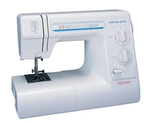 Janome, S-3015, s3015, Schoolmate, Mechanical, Sewing, Machine, 15, Stitches, Top Loading Bobbin, Freearm Design, Threading Guide, Side Thread Cutter, Janome S-3015 SchoolMate FreeArm Mechanical Sewing Machine, 15Stitch & Buttonhole, Top Load, Jam Proof Magnetic Rotary Hook, Non Removable Bobbin Case