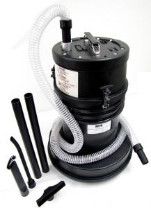 "Atrix, RRP, HCTV5HR HEPA Canister Vacuum Cleaner, 5 Gallon Filter, 9' Clear Hose, 16"" Wand, 66"" Water Lift, 98.5 CFM"