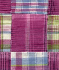 """Fabric Finders 15 Yd Bolt 10.67 A Yd Cotton Patchwork 18 Multi Colored 100% 45"""" Pima Cotton Fabric"""