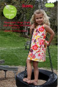 Olive Ann Designs OAD69 Sunny Pattern Sizes 2-10