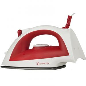Smartek ST-1200R Red Steam Iron, 1200 watts