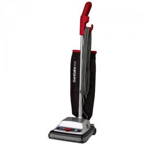 "Sanitaire SC889A Quiet Clean Upright  Commercial Vacuum, 12"" Path, 50' Cord, 6.1 Qt. Dust Capacity, 7 Amp Motor"