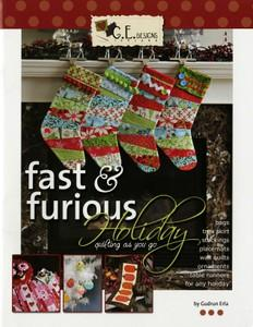 G. E. Designs GE504 Fast and Furious Holiday Ideas - Softcover Book