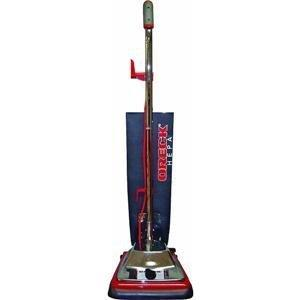 "Oreck OR101H 12"" HEPA Commercial Upright Vacuum Cleaner Discontinued Replaced by Bissell BG101H"