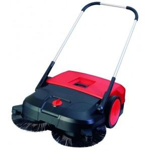 "Oreck PPS30 30"" 3-Brush Outdoor Push Power Outdoor Sweeper, 13 Gallons (Discontinued Replaced by BG477)"