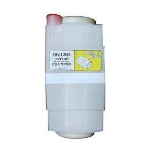 Atrix International OF612HE Dry Particulate HEPA Filter For Use With: All Atrix Omega Series Vacuums