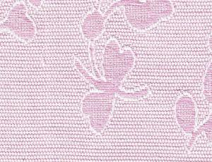 "Bear Threads Pique Jacquard Floral Pink 10 Yd Bolt 100% Swiss Cotton 60"" Wide"
