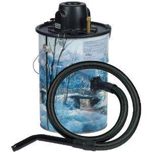 31843: Love-Less Ash Cheetah II MU305W Vacuum Cleaner Winter Scene Artwork