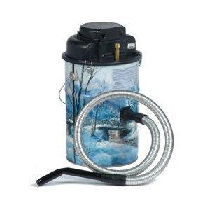 Love-Less Ash Cougar MU405W Vacuum Cleaner Winter Scene with Tool Package